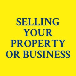 selling property or business